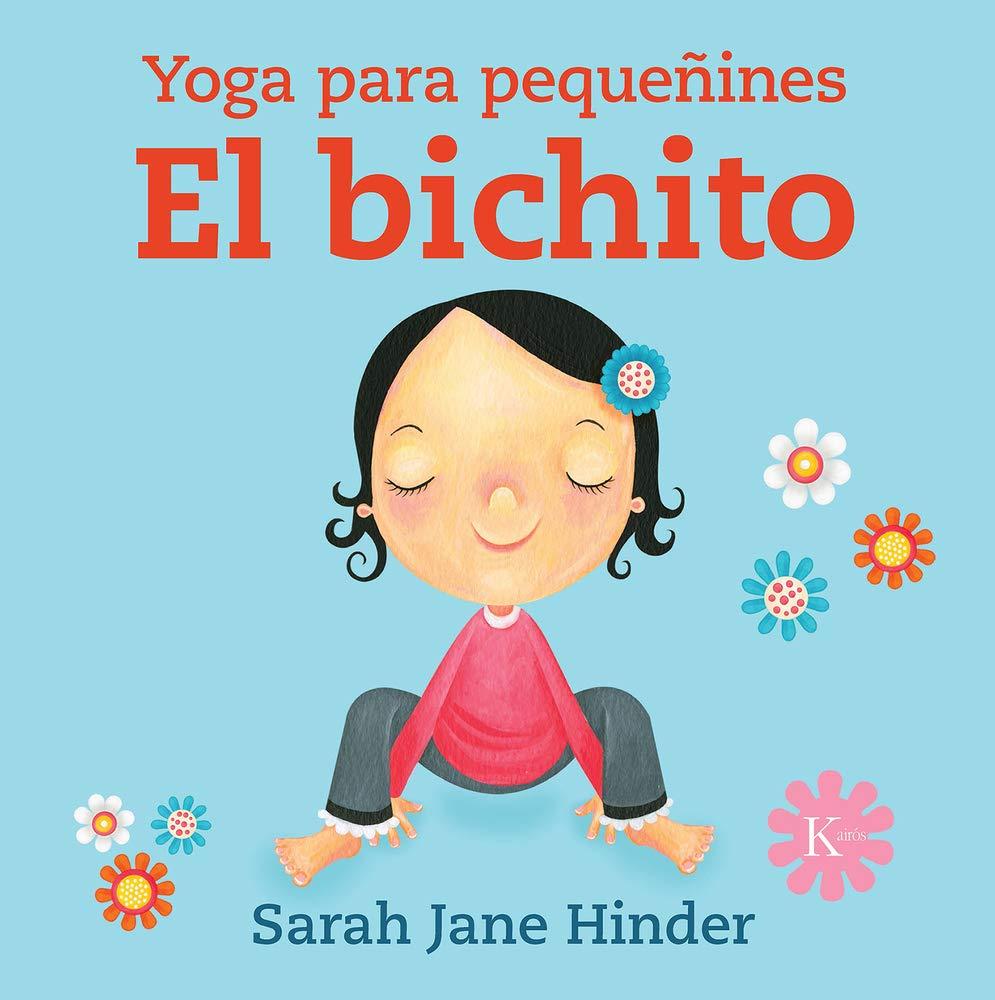 Yoga para pequeñines - Libros de actividades para niños