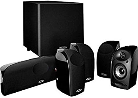 Polk Audio TL1600 5 1 Compact Home Theater Sy