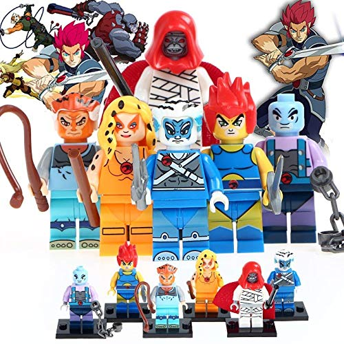 DORISE Lego Spiderman 2 inch ABS Without Original Box Merry Christmas Ironman Wolverine Thor Deadpool Captain America Building Blocks legoingly Toys for Children. -