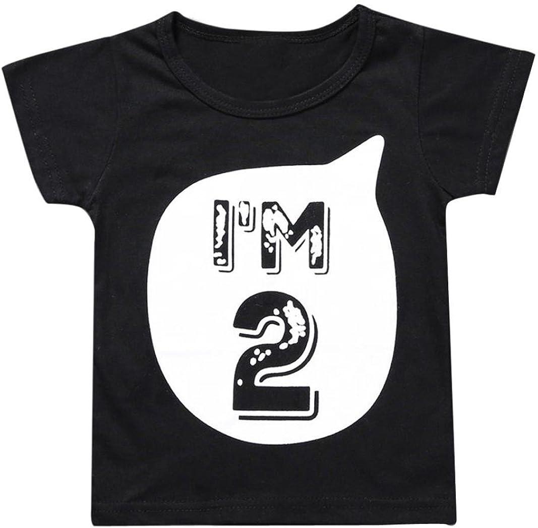 Fineser Toddler Baby Boys Long Sleeve Splice T-Shirt Tops Gentleman Cute Blouse Clothes