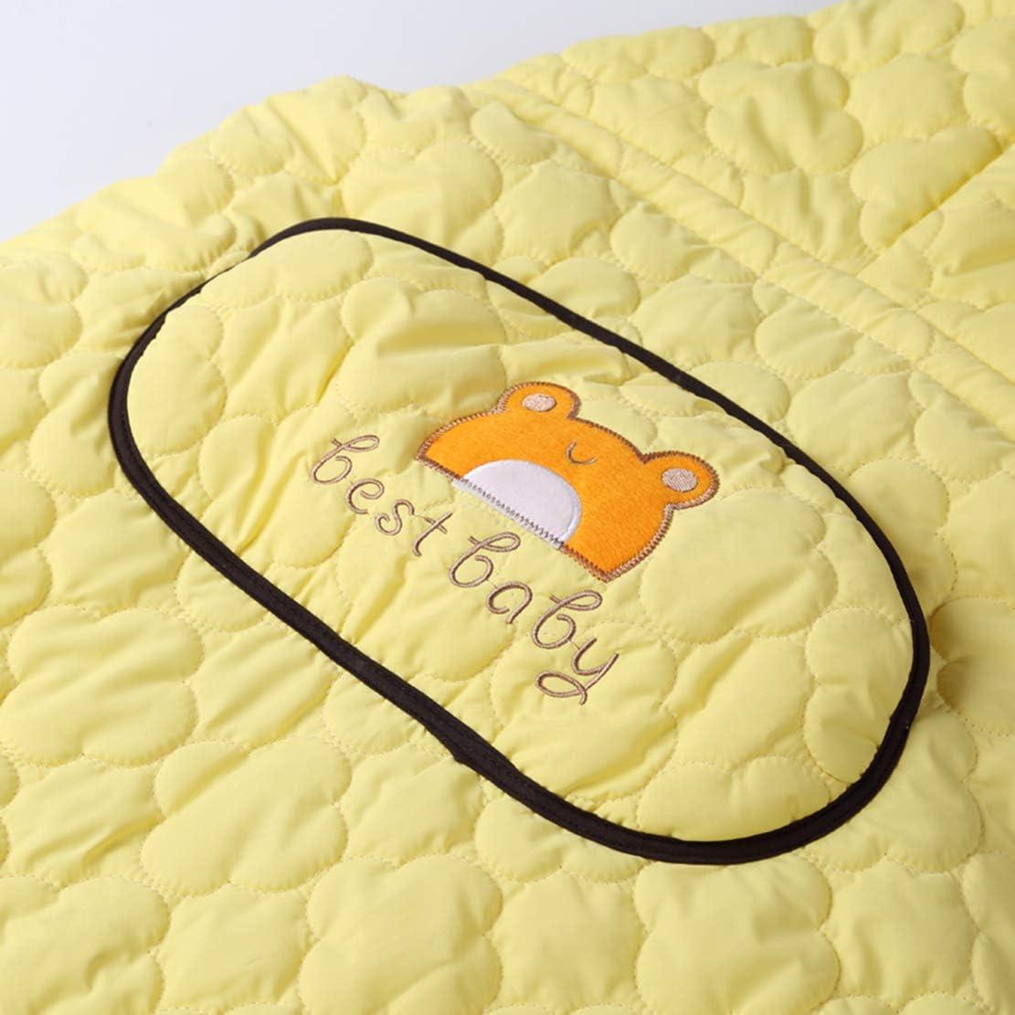 Beb/é Portador de Manta Capa Invierno A Prueba de Viento Impermeable Espesar Multifuncional Cobertor para portabeb/és para Reci/én Nacidos//Beb/és Manos Libres al Aire Libre Esencial Cubierta Portabebe