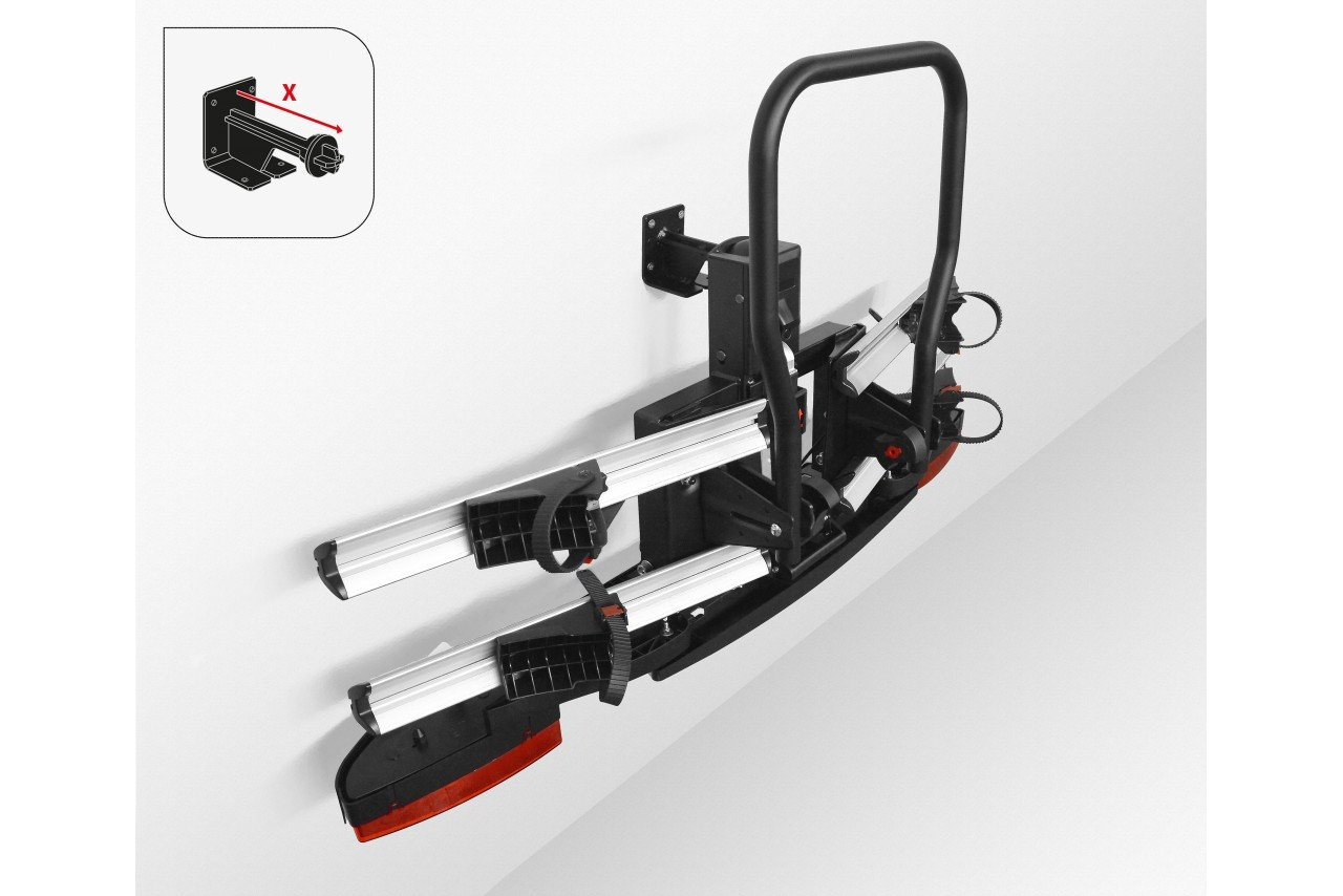 Replacement Ratchet Bandkit Sidi Crossfire//Agueda//Stinger//X-3//Trial orange fluo Long