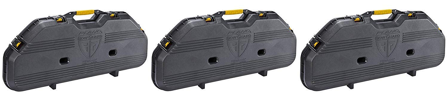Plano 108110 Bow Guard AW Bow Case Black (Pack of 3)