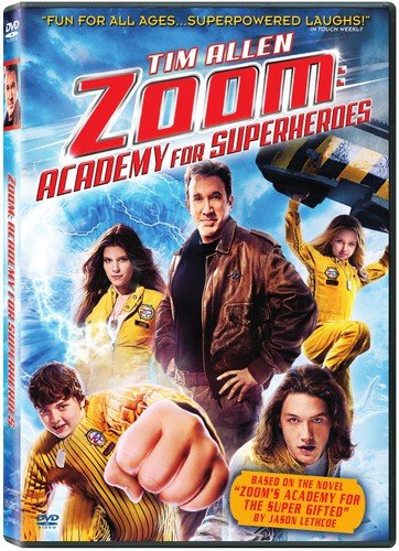 (Zoom - Academy for Superheroes)
