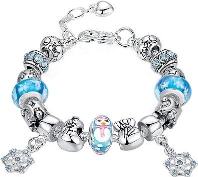 braccialetti donna pandora compatibile