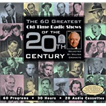 Walter Cronkite Selects the 60 Greatest Old-Time Radio Shows That Transitioned to TV with Book