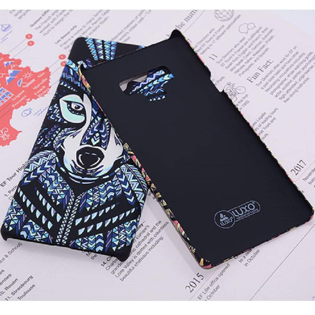 Amazon.com: Galaxy Note8 Epoptic Case, Night Luminous Vivid ...