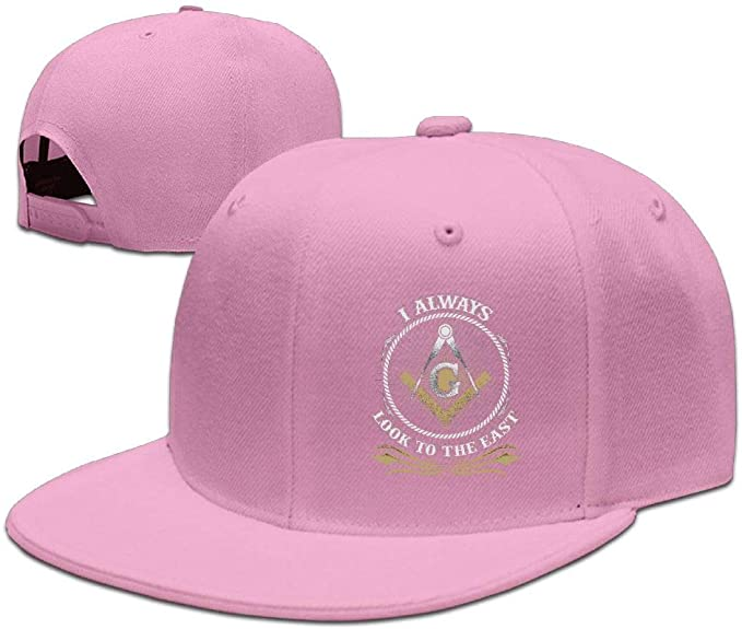 """Mason Mens """"Look to the East"""" Adjustable Two Tone Cap"""