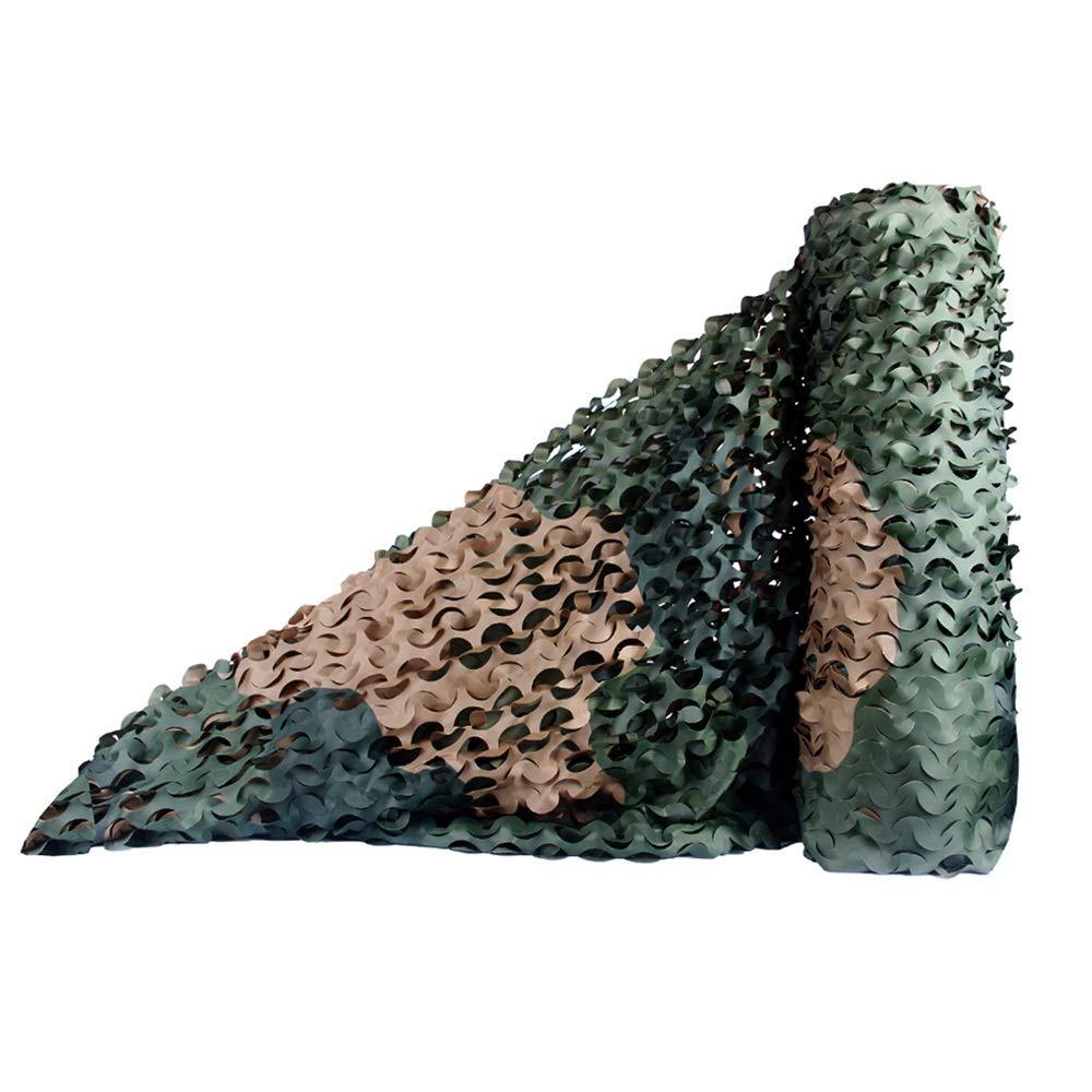 XIAOYAN Tessuto Mimetico Oxford per Parasole da Giardino per Esterni (Dimensioni   1.5×9m)