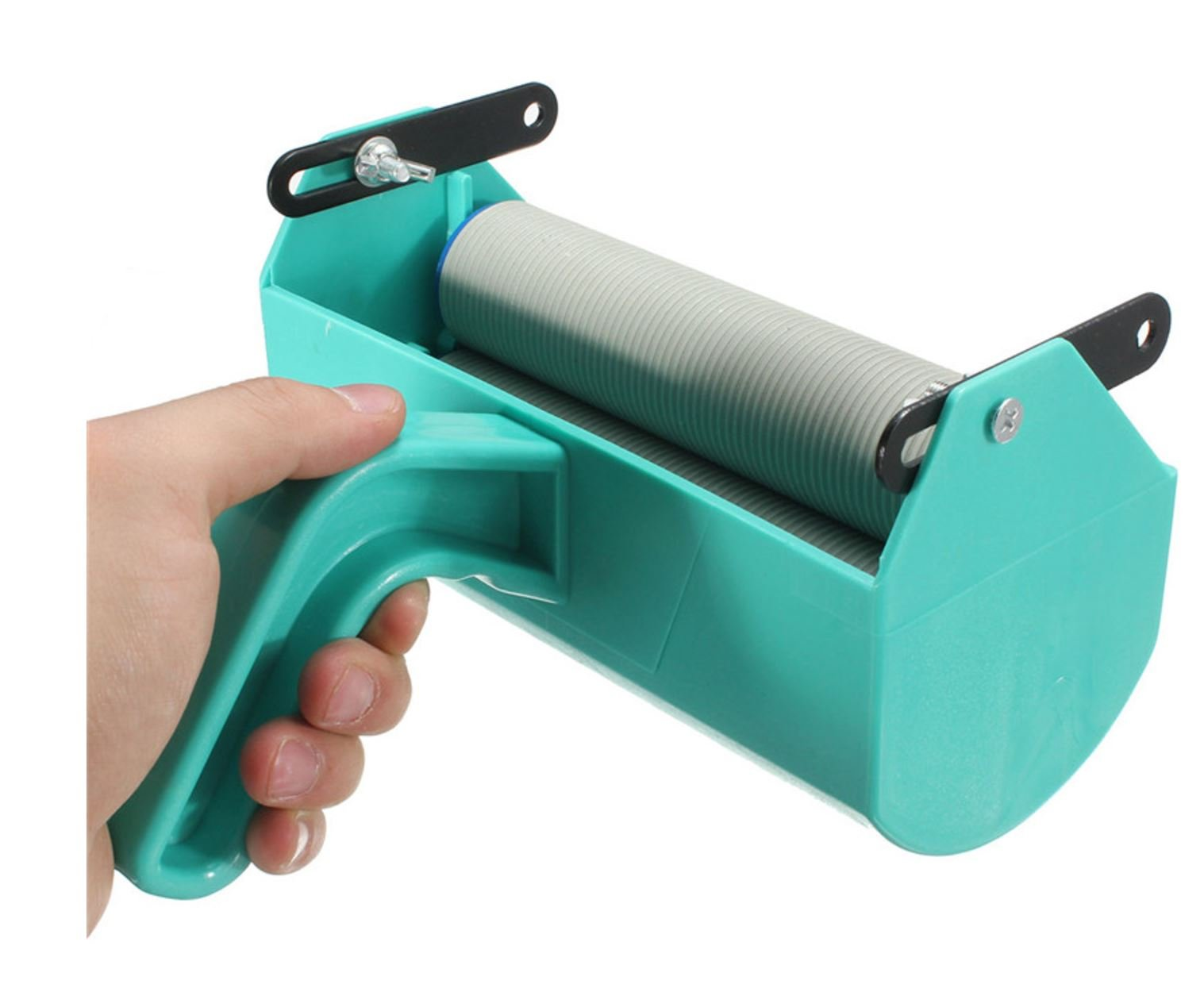 Single Color Decoration Paint Painting Tool for 7 Inch Wall Roller Brush by Superjune