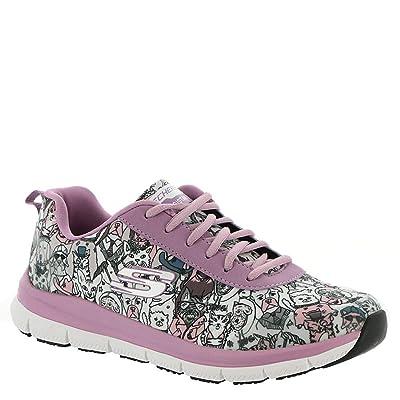 Skechers Work Comfort Flex SR-HC Pro SR-Creedon Women's Oxford | Fashion Sneakers