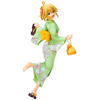 FREEing The Idolmaster: Miki Hoshii (Yukata Version) PVC Figure Statue: Toys & Games