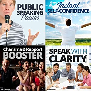 Amazing Public Speaking Hypnosis Bundle Rede