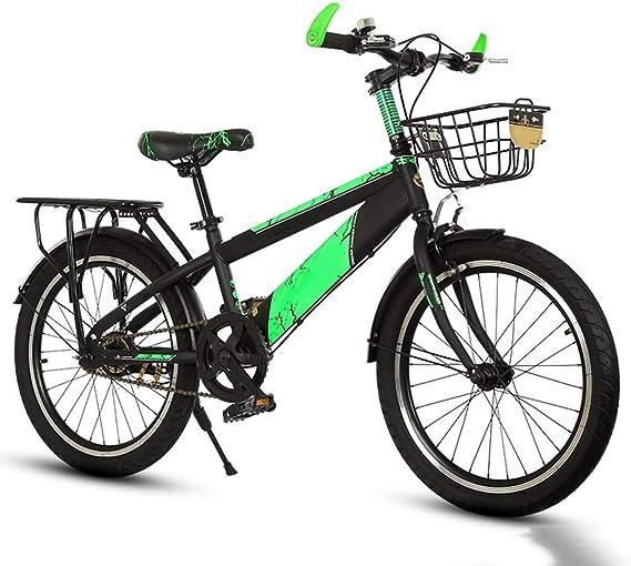 YUMEIGE Bicicletas 18 Bicicletas de 20 Pulgadas, Bicicleta ...