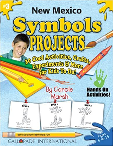 Amazon New Mexico Symbols Projects 30 Cool Activities Crafts