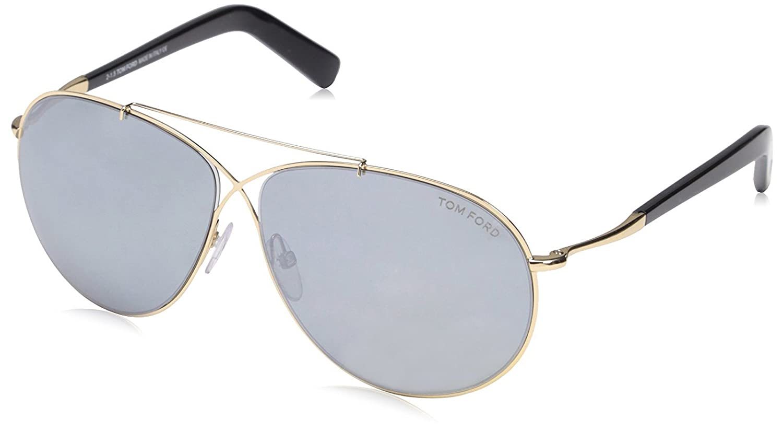 7a80ba1260 Amazon.com  Tom Ford Women s TF374 Sunglasses