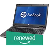 Renewed  HP Probook 6570b i5 4   GB 320   GB 15.6 inch Laptop  3rd Gen Core i5/4  GB/320  GB/Windows 7/Integrated Graphics , Copper