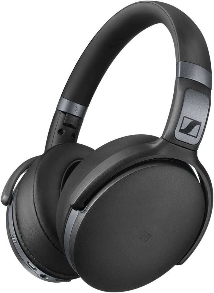 Sennheiser HD 4.40 Around Ear Bluetooth Wireless Headphones HD 4.40 BT Renewed