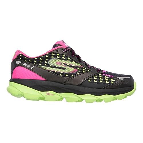 913a91f9ef1 Mujer Skechers GoRun Ultra 2 Zapatilla de Running