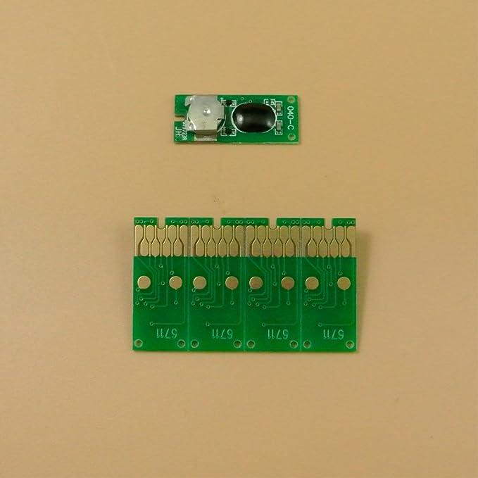 syoon 5 piezas para Epson WorkForce wf3620 wf3640 wf7110 wf7610 ...