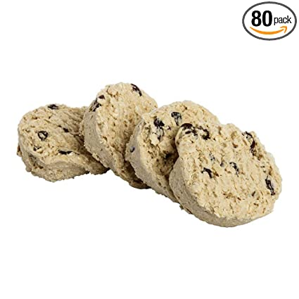 Otis spunkmeyer Sweet Discovery Oatmeal Raisin Cookies, 4 ...