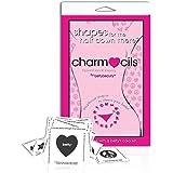 Betty CharmCils - Pochoirs intimes - Coloration et épilation des poils pubiens