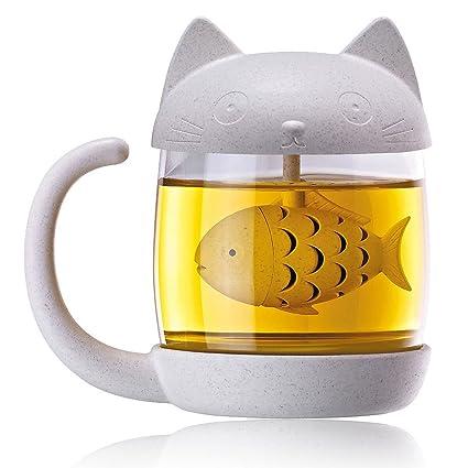 Spoon Wheat Straw Break-resistant Coffee//Tea Mug Cup Lid Food Grade PP