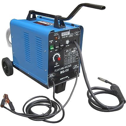 Amazon.com: Flux alambre soldador MIG -151-: Home Improvement