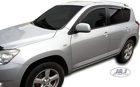Autoclover Lot de 6 d/éflecteurs dair pour Toyota Rav4 2019+