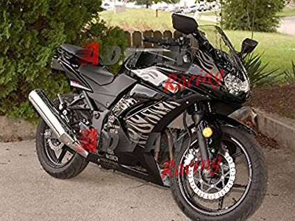 Amazon.com: Moto Onfire ABS Fairing Kits Fit For Kawasaki ...