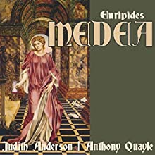 Medea Audiobook  Narrated by Judith Anderson, Anthony Quayle