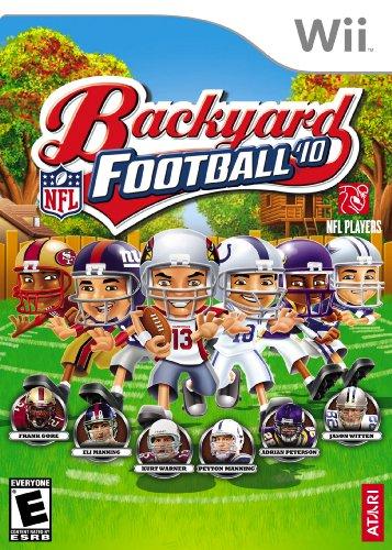 Backyard Football 2010 - Nintendo Wii ()