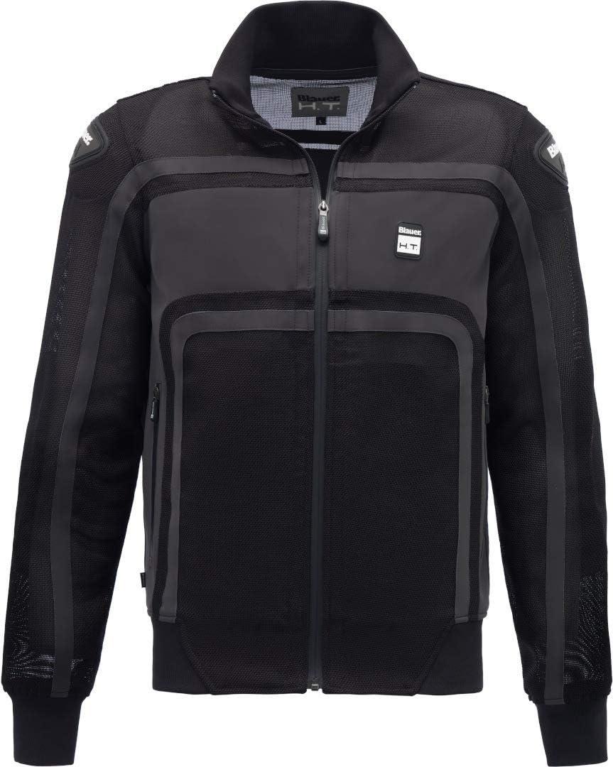 Blauer Easy Rider Air Veste M BLACK//GREY