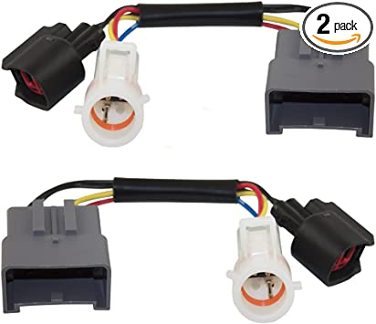 Amazon.com: Tow Mirror Upgrade Adapters Harness Connectors w/Power Heat Set  Replacements for Ford Excursion Super Duty Pickup Truck 1C3Z 14A411 AA:  AutomotiveAmazon.com