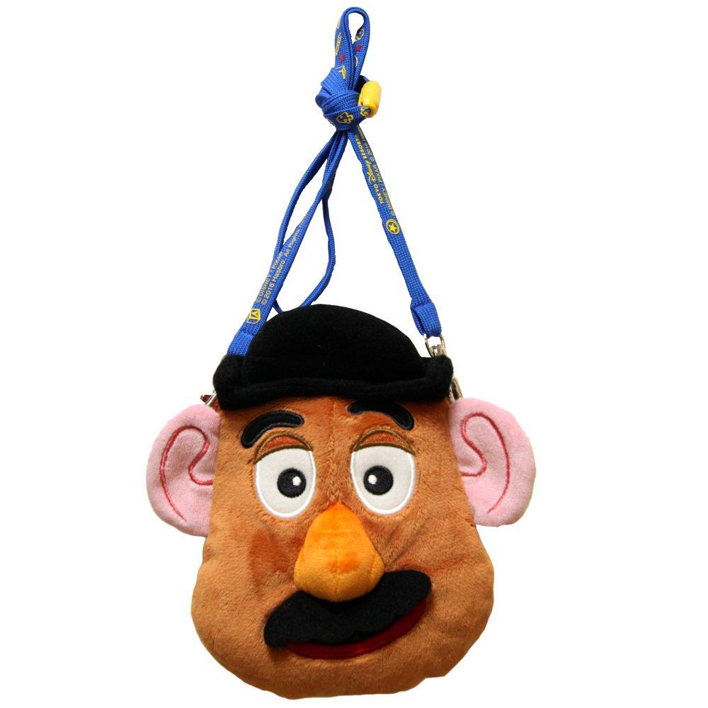 Disney Tokyo Resort Toy Story Potato Head Pass Case Pass Holder Coin case