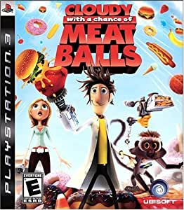 Cloudy with a Chance of Meatballs - PlayStation 3 Standard Edition