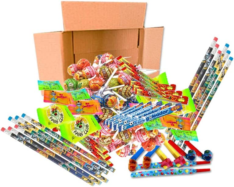 Assortimento caramelle e gadget per pignatta Party Mix Harry Potter