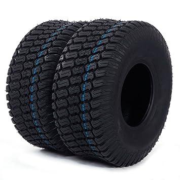 Amazon.com: 2 neumáticos para césped y jardín, tractor ...