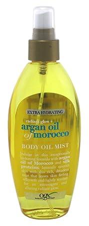 Ogx Body Oil Mist Argan Oil Of Morocco 6.8 Ounce 200ml 2 Pack