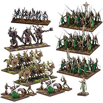 Orc Gore Riders Mantic Games MGKWO60-1 Kings of War