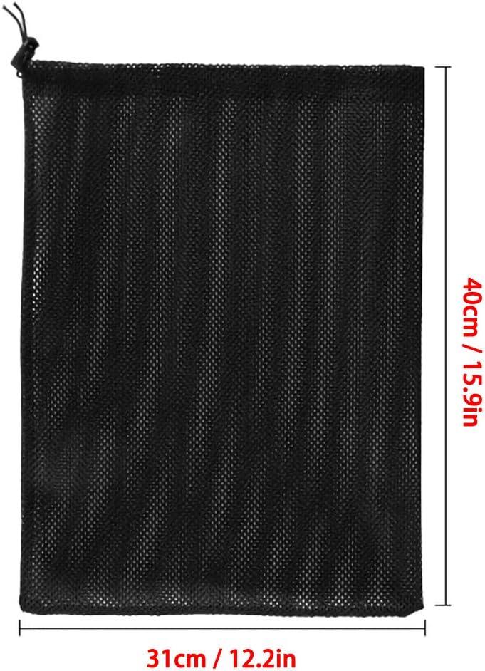 housesweet Sac /à Filtre de Pompe /à Eau Sac de barri/ère Sac filtrant M/édias Sacs en Filet Accessoire pour la Filtration de laquarium de l/étang de Jardin deau