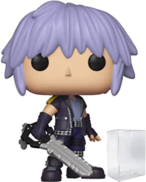 Funko Pop! Disney: Kingdom Hearts 3 - Figura de Vinilo Riku ...