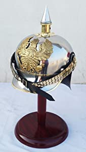 German Pickelhaube Helmet WWI Helmet