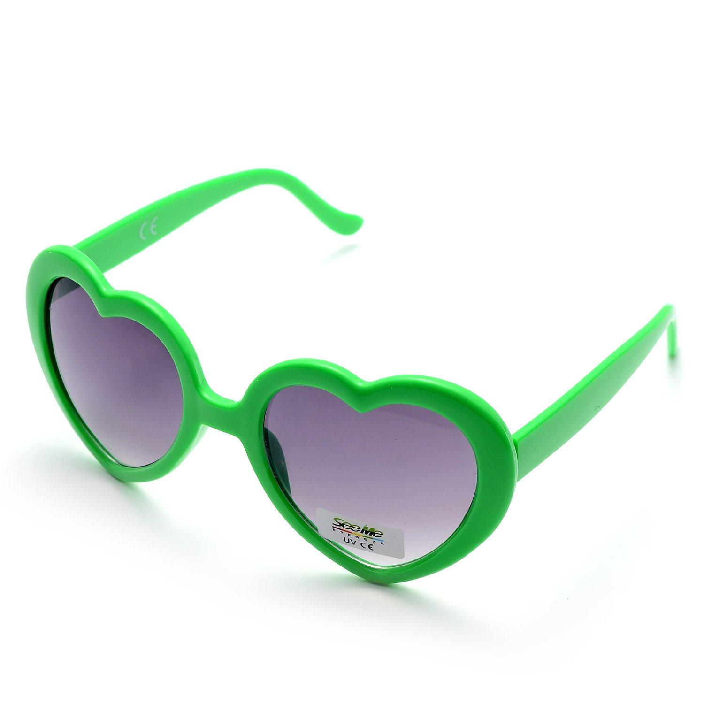 bc550b82741c9b ... Onnea 6 Paare Party Favors Lustige Sonnenbrille Bunt Set fü r Kinder  Erwachsene (6 Mehrfarbig ...