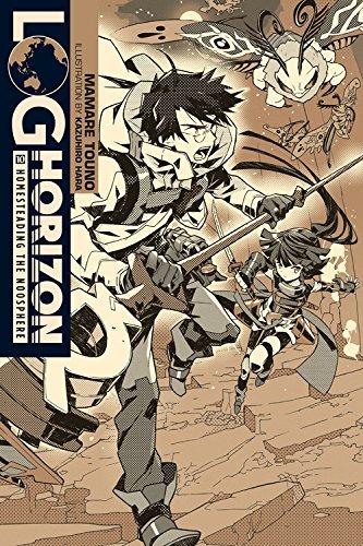 Log Horizon, Vol. 10 (light novel)