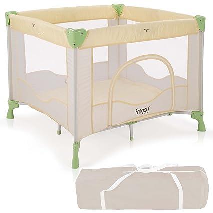 Lettino Box.Froggy Lettino Da Viaggio Da Campeggio Per Bambini Box Per Gioco