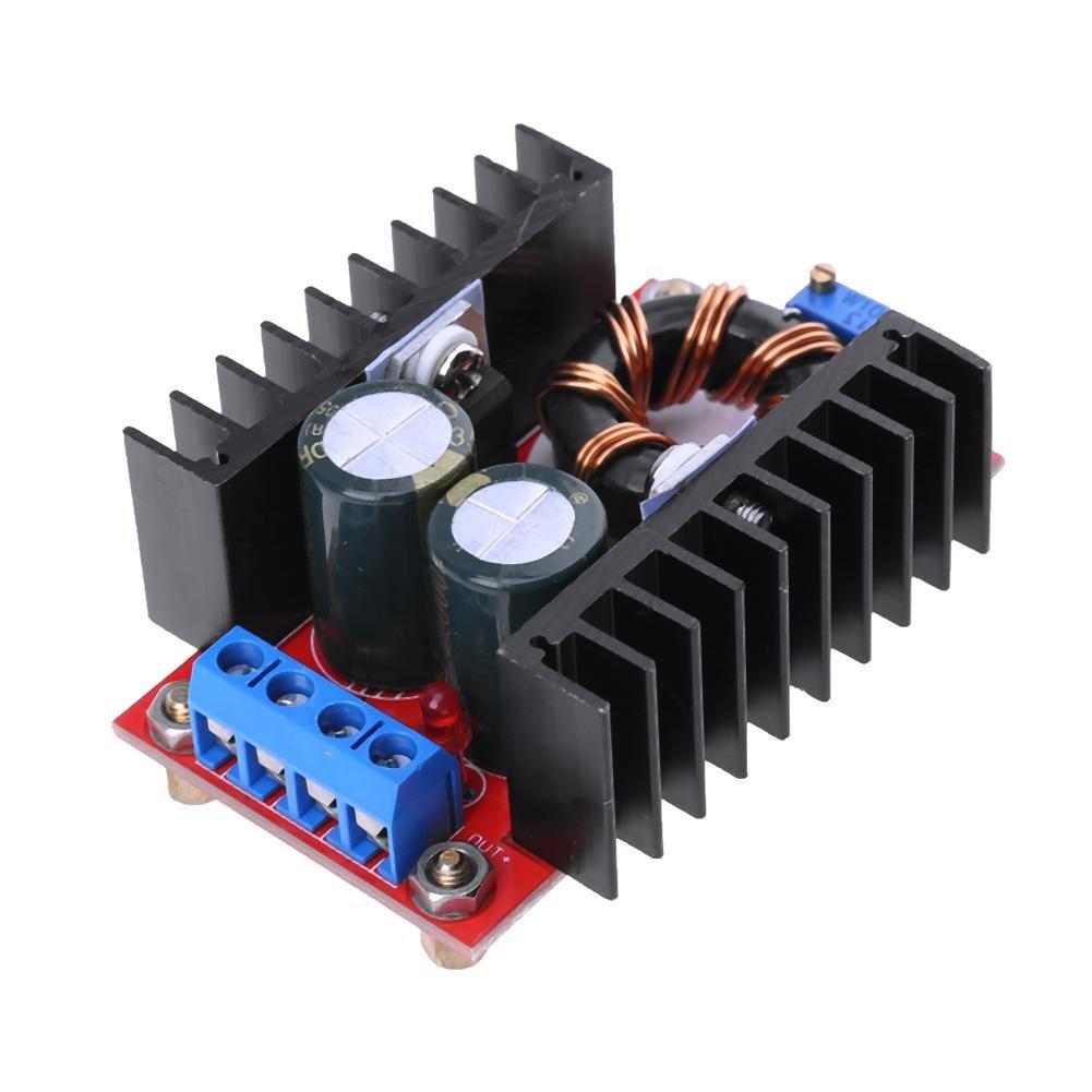 Asiproper 150 W Tension Boost module DC 10– 32 V vers 12– 35 V Ré gulateur de tension ré glable