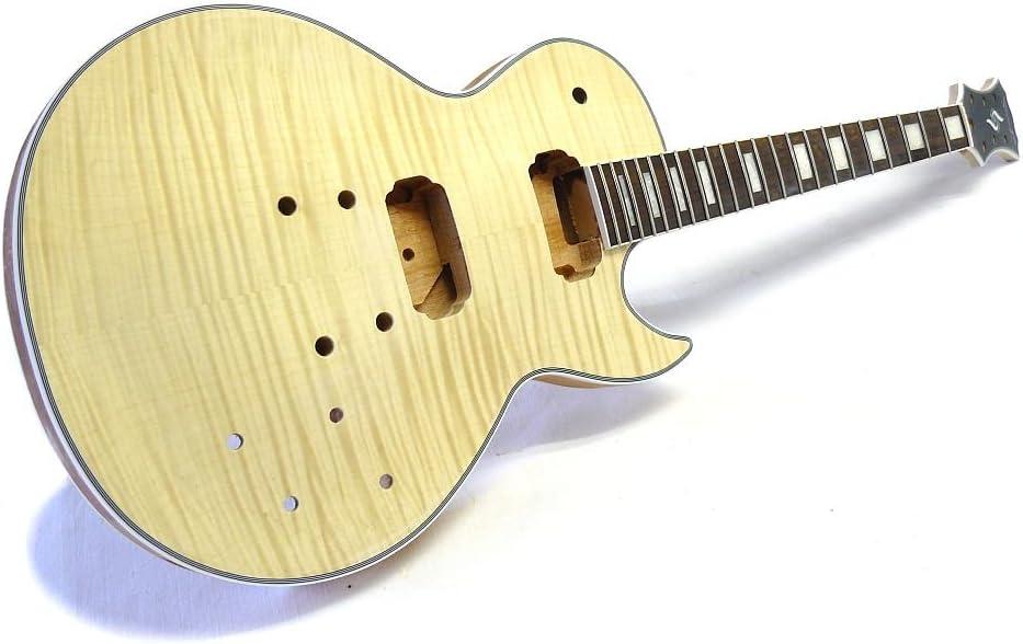 Guitarra eléctrica de montar/Guitar DIY Kit Spear RD 250 caoba con ...