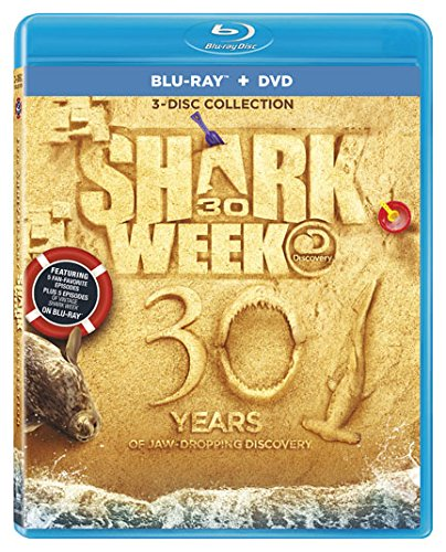 Shark Week 30th Anniversary [Blu-ray] by Discovery Channel