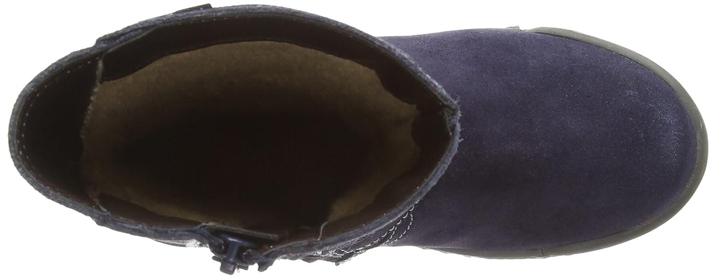 s.Oliver 36412, Mädchen Kurzschaft Stiefel, Blau (Navy 805), 30 EU (11.5  Kinder UK)  Amazon.de  Schuhe   Handtaschen 8a9b720923